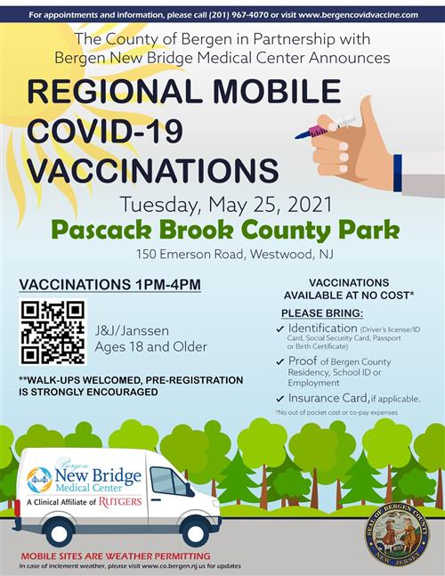 Mobile Testing & Vaccination_May
