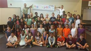 5th grade Road Trip USA