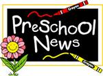 2015-2016 Preschool  Announcement